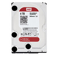 WD Red Hard Drive per NAS, Intellipower
